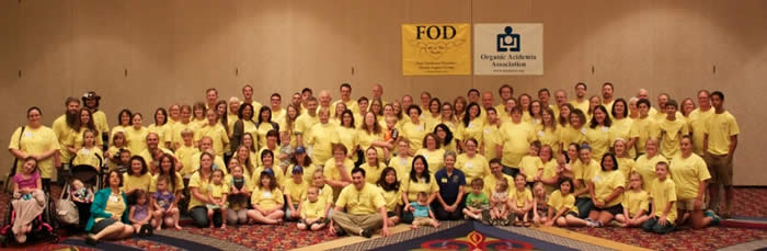 Attendees of the 2014 FOD/OAA conference