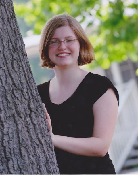 Anna Ruff as a senior