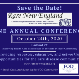 2020 FOD Regional MeetUp ~ Oct 24th in Hartford, CT ~ Virtual and Interactive!